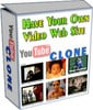 Youtube Clone own your own video site like youtube.com