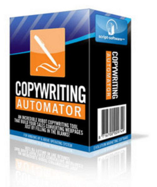 Product picture Copywriting  Automator  Software  With Resell Rights