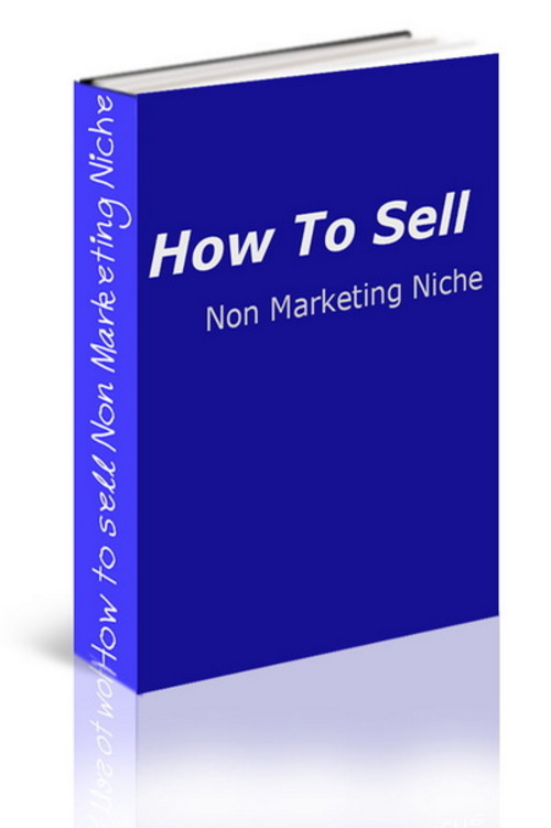 Product picture How To Sell Non-Marketing Niche Products