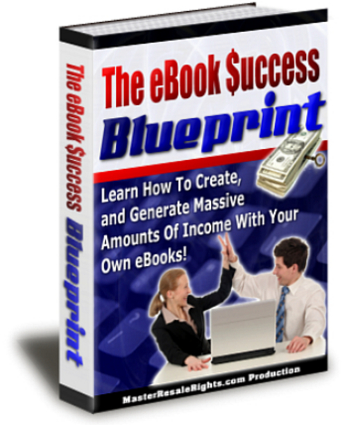 Product picture The Ebook Success Blueprint With Resale Rights