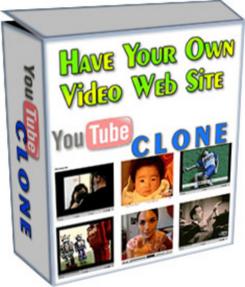 Product picture Youtube Clone own your own video site like youtube.com