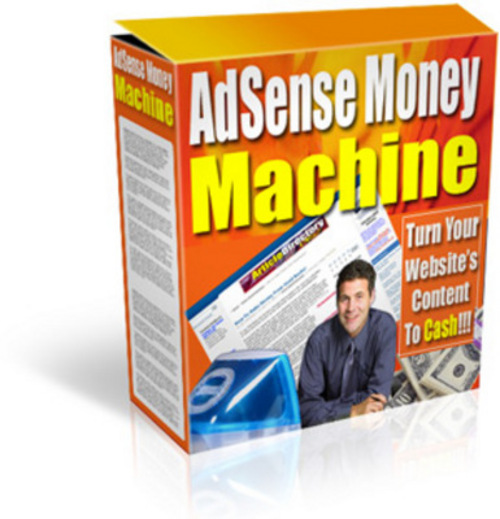 Product picture AdSense Cash The Quick & Easy Way